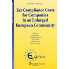 Tax Compliance Costs for Companies in an Enlarged European Community