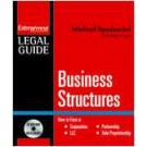Business Structures: Forming a Corporation, LLC, Partnership, or Sole Proprietorship
