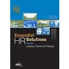 Essential HR Solutions Japan - on CD-ROM