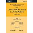 Commonwealth Law Reports