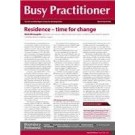 Busy Practitioner