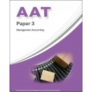 AAT Paper 3: Management Accounting
