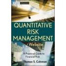 Quantitative Risk Management + Website: A Practical Guide to Financial Risk