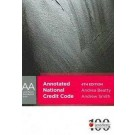 Annotated National Credit Code - 4th Edition