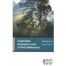Insurance Law: A First Reference - 2nd Edition