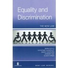 Equality and Discrimination: The New Law