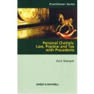 Personal Chattels: Law, Practice and Tax - With Precedents