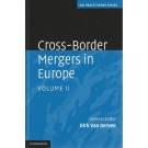 Cross-Border Mergers in Europe: Volume 2