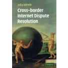 Cross-Border Internet Disputes Resolution