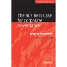 Business Case for Corporate Governance