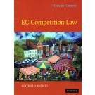 Law in Context: EC Competition Law