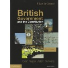 Law in Context: British Government and the Constitution: Text and Materials 7th Edition