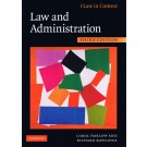 Law in Context: Law and Administration 3rd