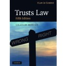 Law in Context: Trusts Law: Text and Materials 5th Edition