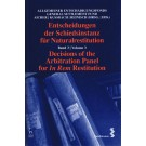 Decisions of the Arbitration Panel for In Rem Restitution: Volume 3