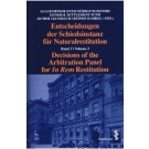 Decisions of the Arbitration Panel for In Rem Restitution Volume 2
