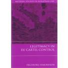 Legitimacy in EC Cartel Control