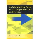 An Introductory Guide to EC Competition Law and Practice 9th Edition