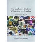 Cambridge Yearbook of European Legal Studies, Vol 9, 2006-2007