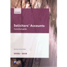 LPC: Solicitors' Accounts: A Practical Guide 2009 - 2010