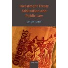 Investment Treaty Arbitration and Public Law