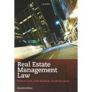 Real Estate Management Law 7th Edition