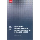 Enforcing European Union Law on Exports of Dual-use Goods
