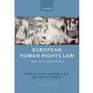 European Human Rights Law: Text and Materials 3rd Edition