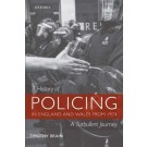 History of Policing in England and Wales from 1974: A Turbulent Journey
