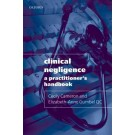 Clinical Negligence: A Practitioner's Handbook