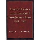 United States International Insolvency Law 2008/2009