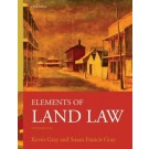 Elements of Land Law 5th Edition