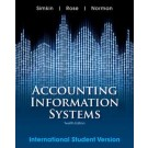 Accounting Information Systems, 12th Edition International Student Version