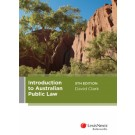 Introduction to Australian Public Law, 5th Edition