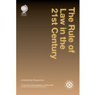 The Rule of Law in the 21st Century: A Worldwide Perspective, 2nd Edition