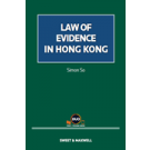 Law of Evidence in Hong Kong (e-Book)