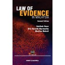 Law of Evidence in Malaysia, 2nd Edition