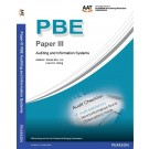 PBE Paper 3: Auditing and Information Systems