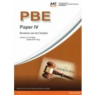 PBE Paper 4: Business Law and Taxation