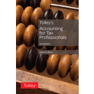 Tolley's Accounting for Tax Professionals, 2nd Edition
