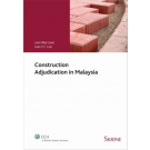 Construction Adjudication in Malaysia