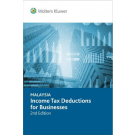 Malaysia Income Tax Deductions for Businesses, 2nd Edition