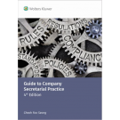 Guide to Company Secretarial Practice in Malaysia, 4th Edition