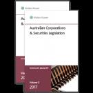 Australian Corporations and Securities Legislation 2017 - Volume 1&2