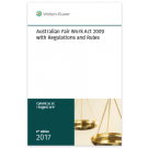Australian Fair Work Act 2009 with Regulations and Rules, 9th Edition