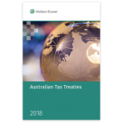 Australian Tax Treaties 2018