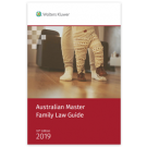 Australian Master Family Law Guide, 10th Edition