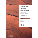 Australian Taxation Study Manual: Questions and Suggested Solutions, 28th Edition