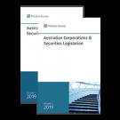 Australian Corporations and Securities Legislation 2019 - Volume 1&2