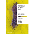 Australian Taxation Law 2019 (29th Edition)